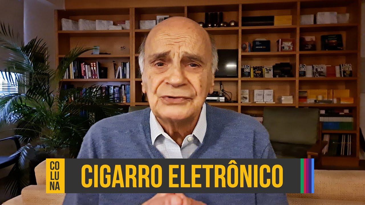 "Read more about the article ""A armadilha do cigarro eletrônico"" – Comentário sobre novo vídeo de Drauzio Varella"